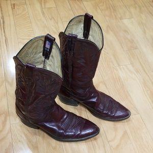 Dan Post Cowboy Boots Sz 10.5 D